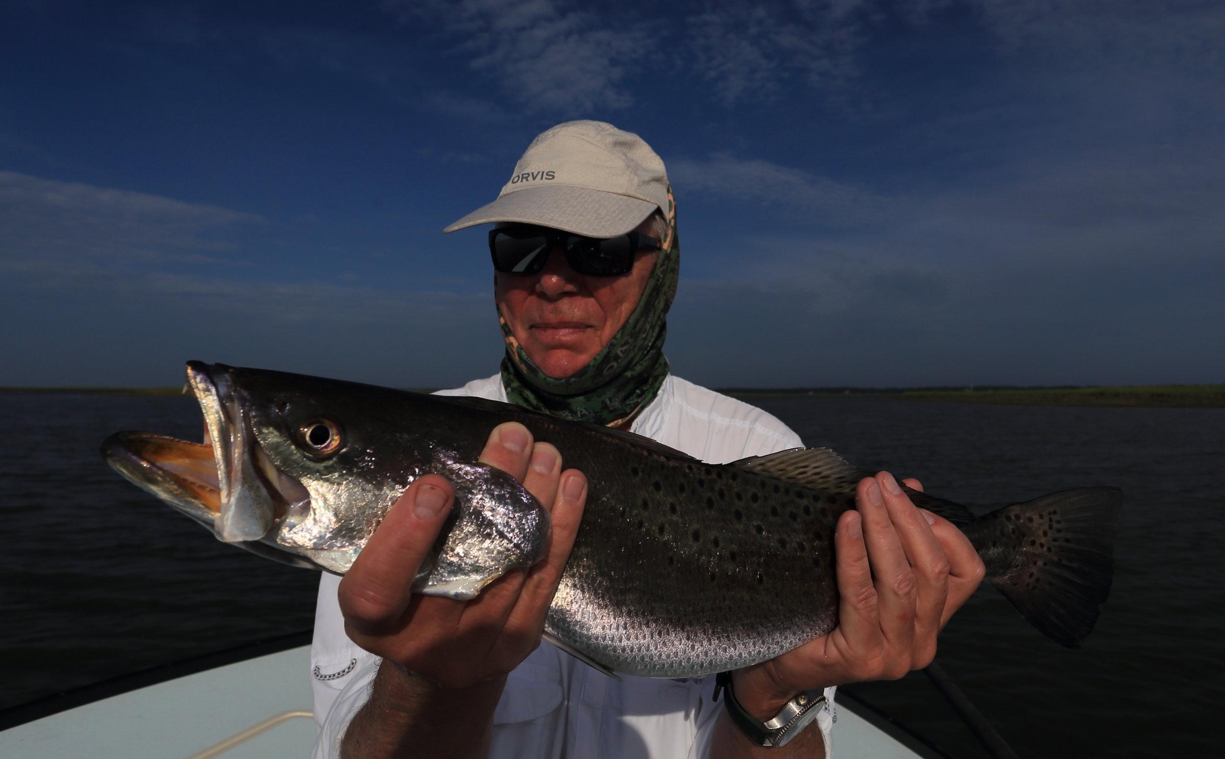 Charleston Trout