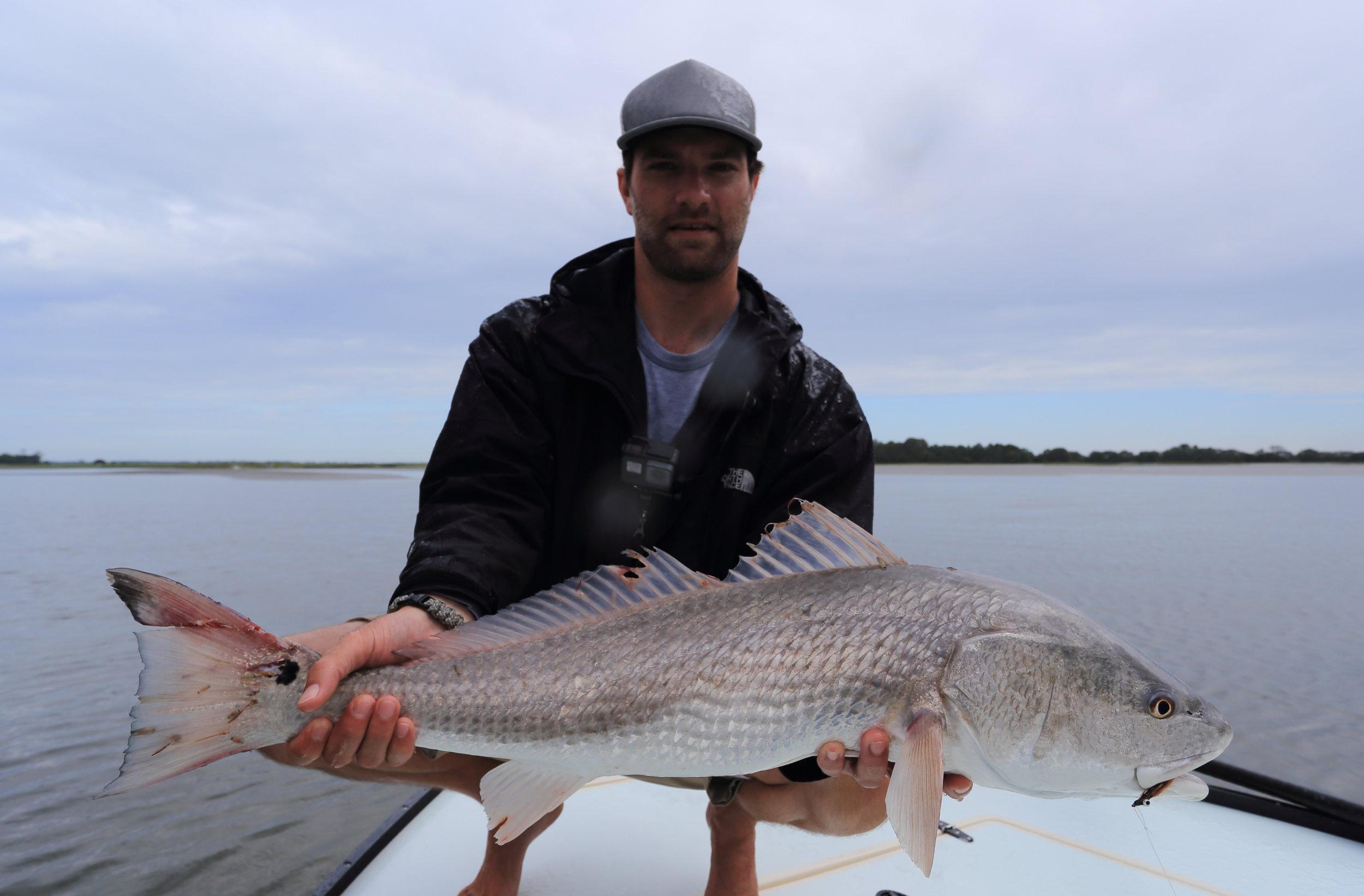 Charleston Fly Redfish