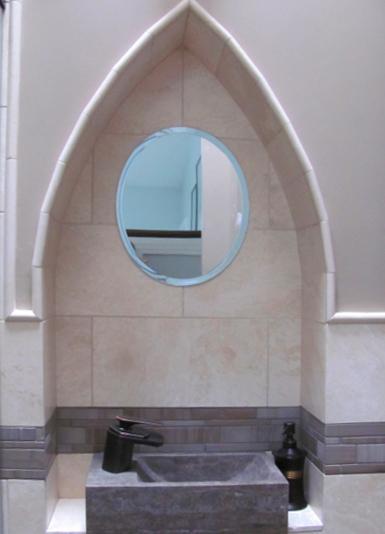 dennis-schorndorf-custom-bathrrom-gothic-arch