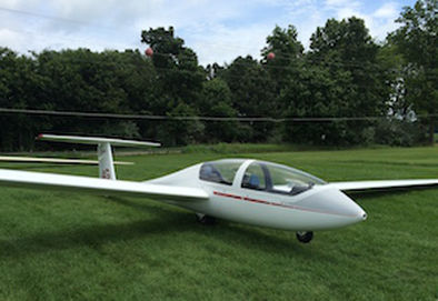 Sandhill Soaring-Michigan's Largest Gliding Club. Learn to Fly!