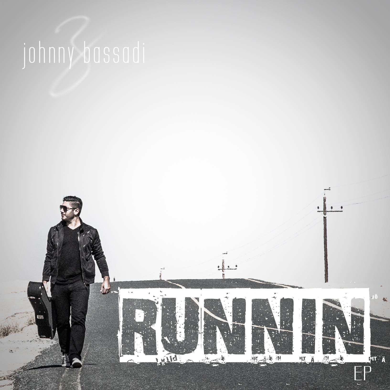 (2019) Runnin' EP - Written & Composed by Johnny Bassadi Produced by Reiner Erlings