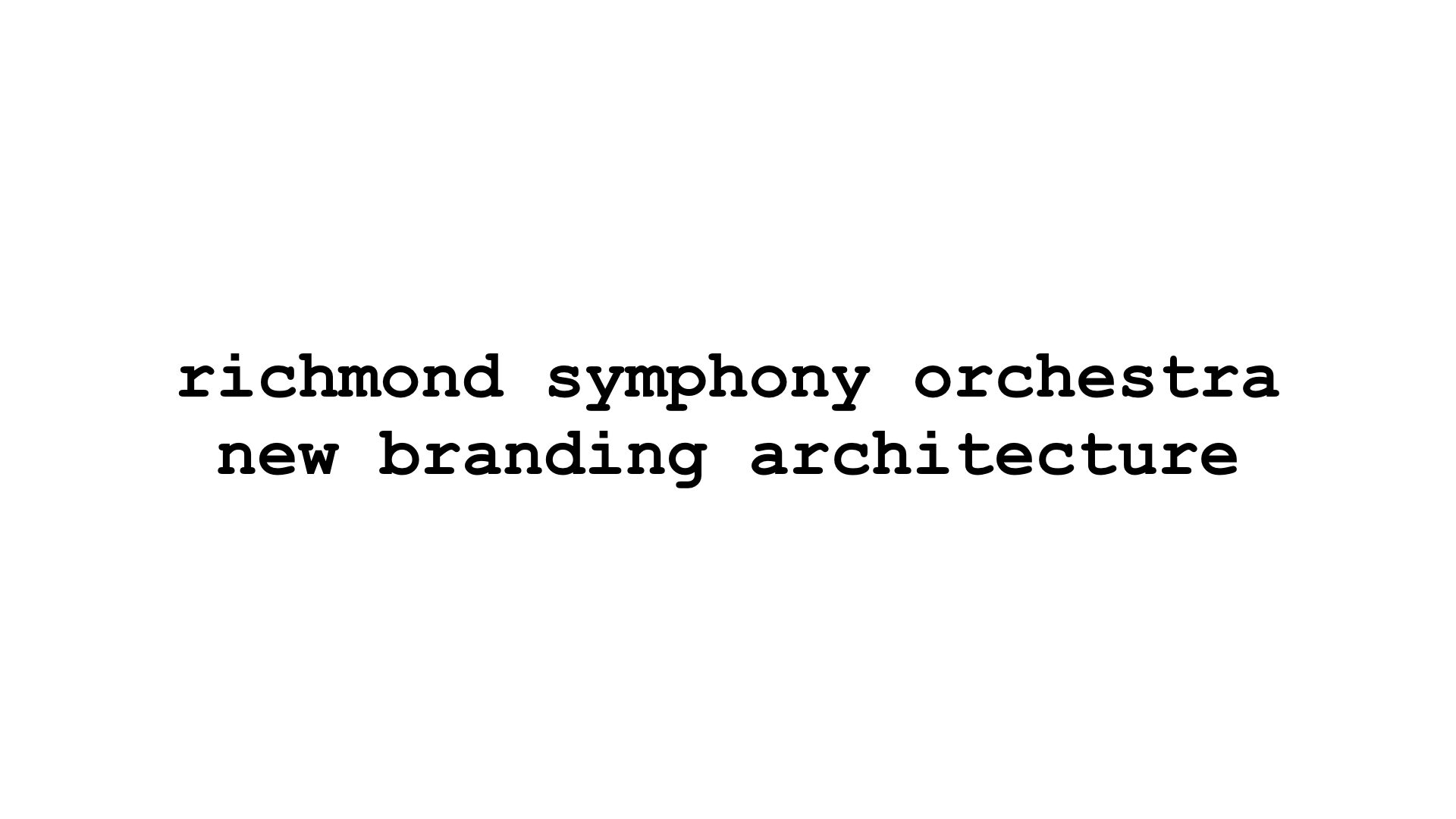 pro-bono work  fall 2016  brand architecture, brand experience, multidisciplinary team, live client, side project