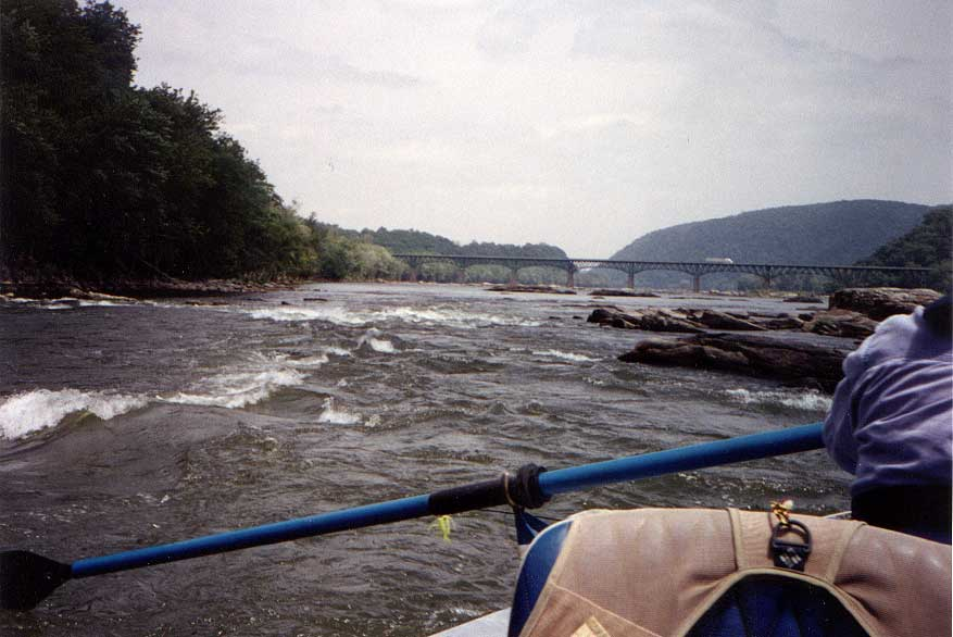 Whitehorse rapids