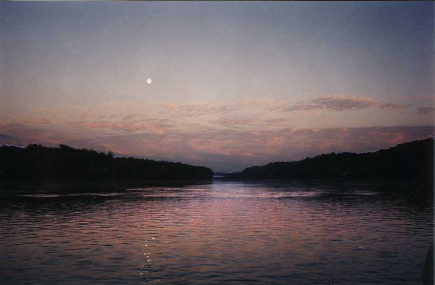 brunswick at dusk