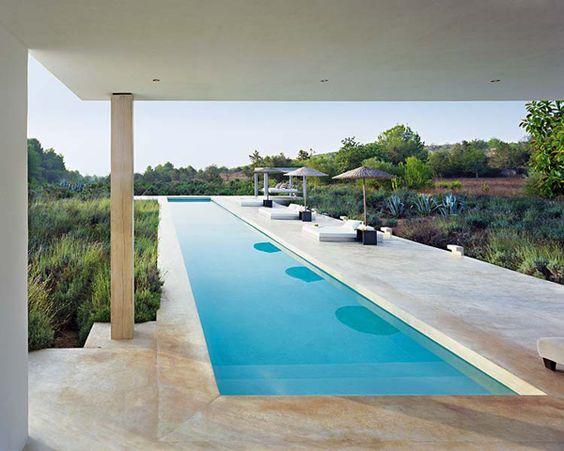 sleek pool