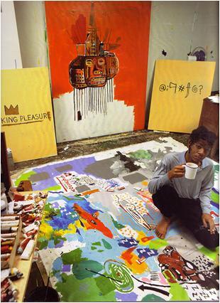 basquait gallery