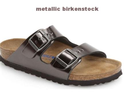 metallic-birkenstock