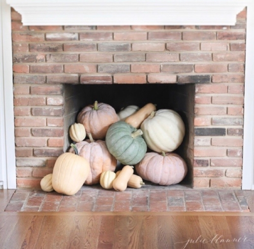 pumpkins-fireplace