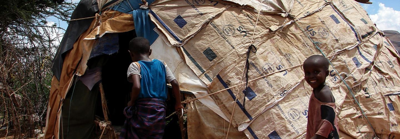 Dadaab refugee camp. Image via  Bjørn Heidenstrøm /Flickr.