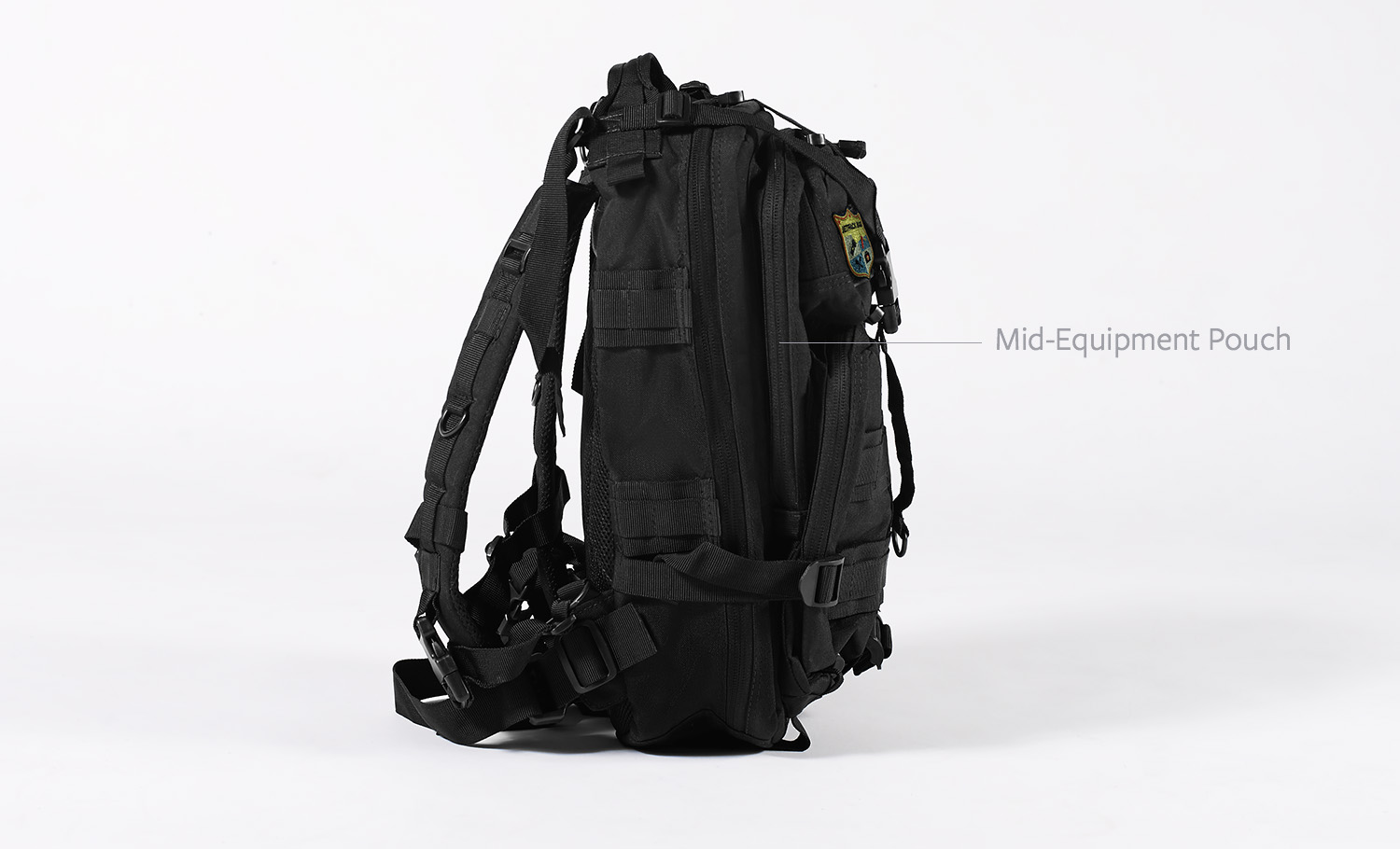 SOLO PACK Mid-Equipment Pouch