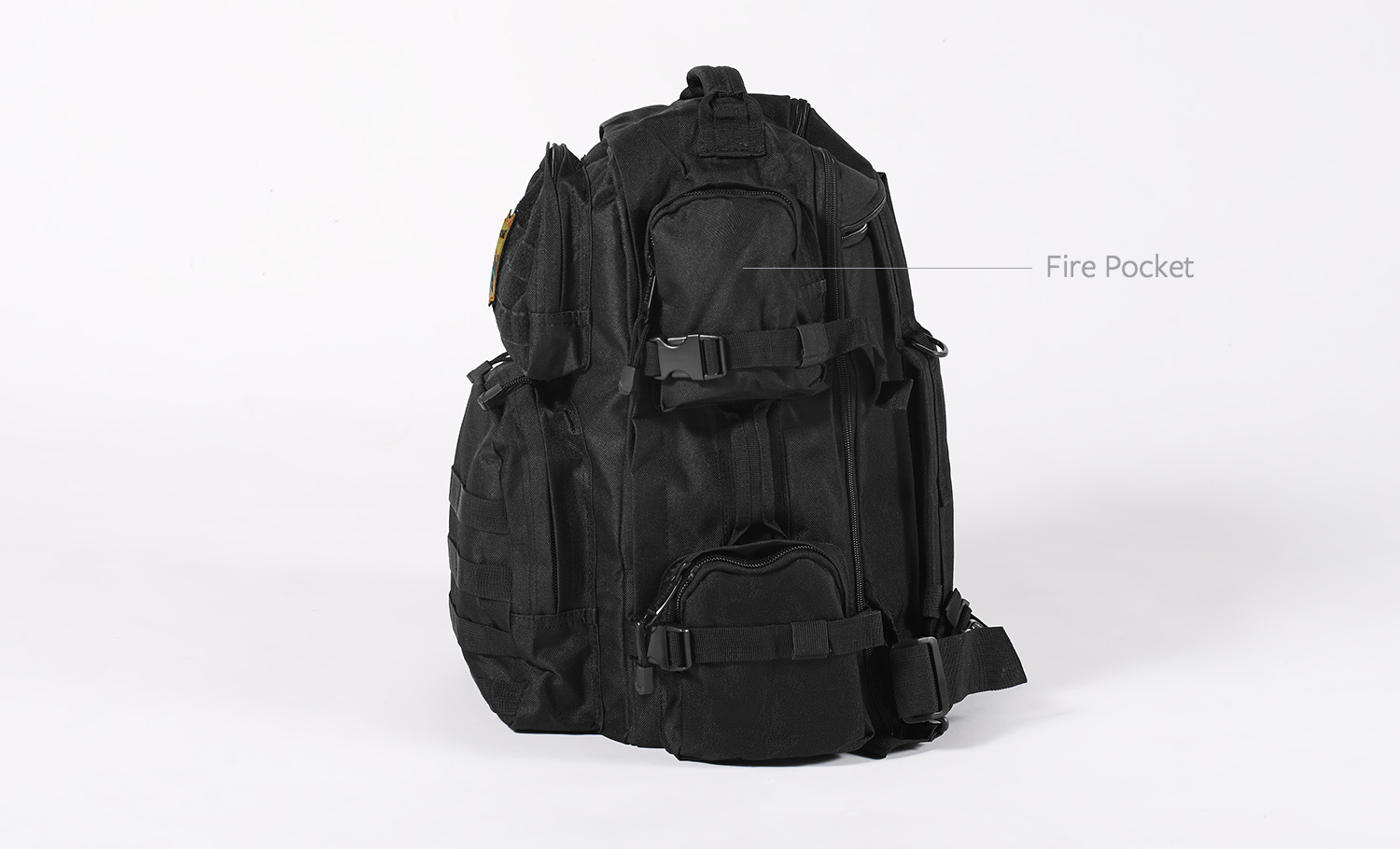 DUAL PACK Fire Pocket