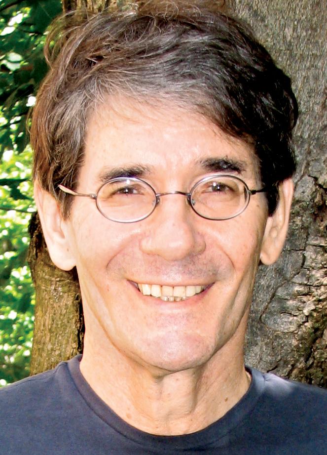 Phot of Michael Dirda--casual [photo credit to Locus Publications -- Amelia Beamer]2009-4.jpg