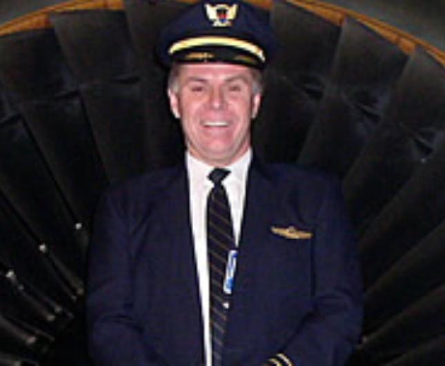 Captain Albert Langelaar