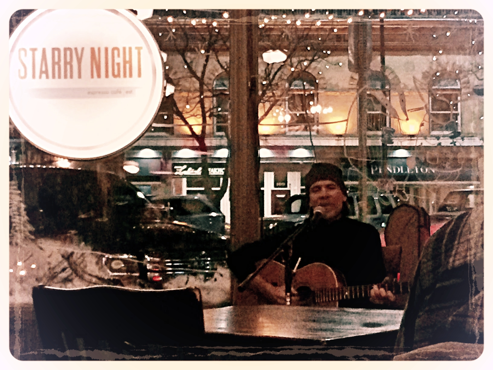 Come listen. I will be playing again on Friday, April 6th 7-8pm.