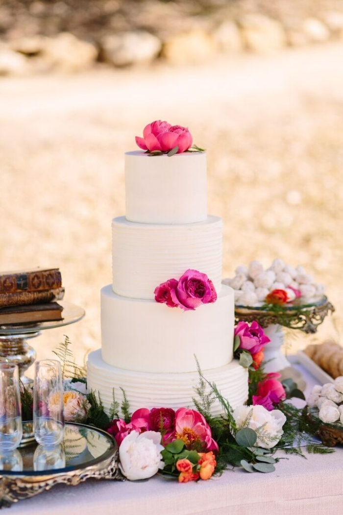 Vendors    Photography:  Kylie Chevalier     Desserts & Cake:  Beverly's Best Bakery     Linens:  La Tavola     Planner:  Gather Events     Paper Goods & Party Decor:  Lupa and Pepi     Rentals:  Borrowed Blu     Catering:  Haute Chefs LA