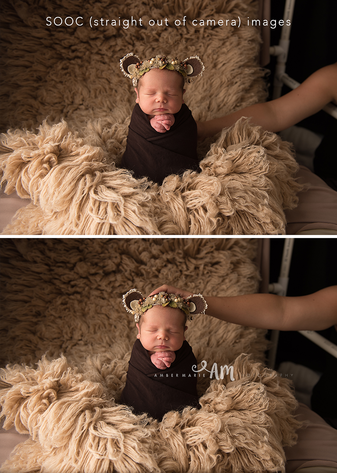 Northfield Newborn Photographer