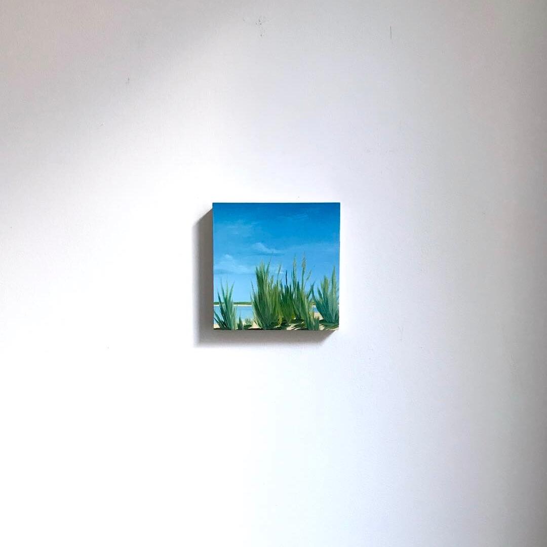 Tall Grass, 2018
