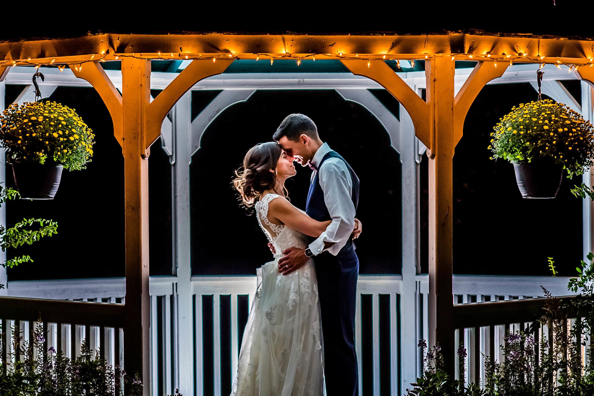 Caitlyn & Kyle Bittersweet Farm MA wedding