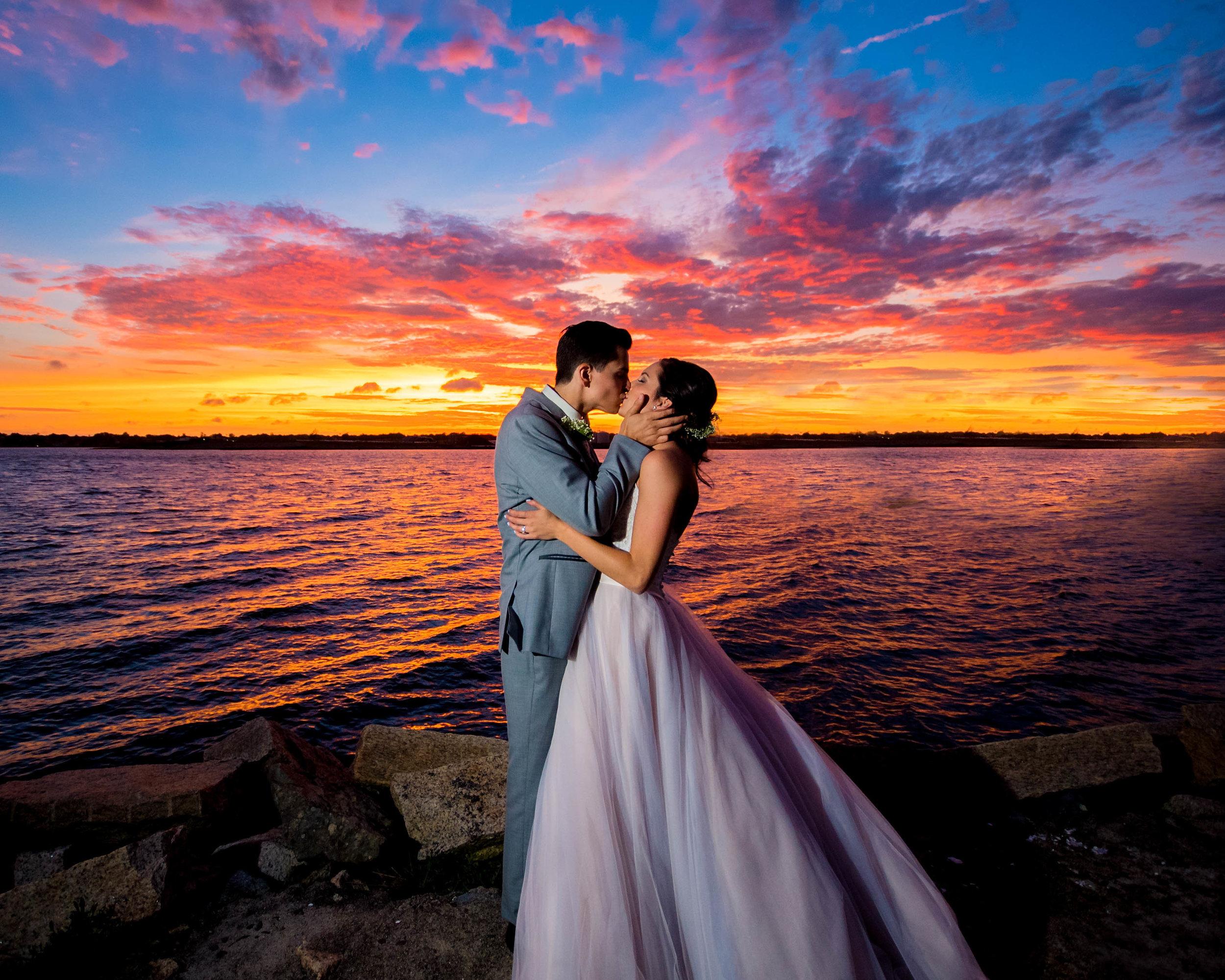 Nicole & Anthony- Squantum Association Wedding