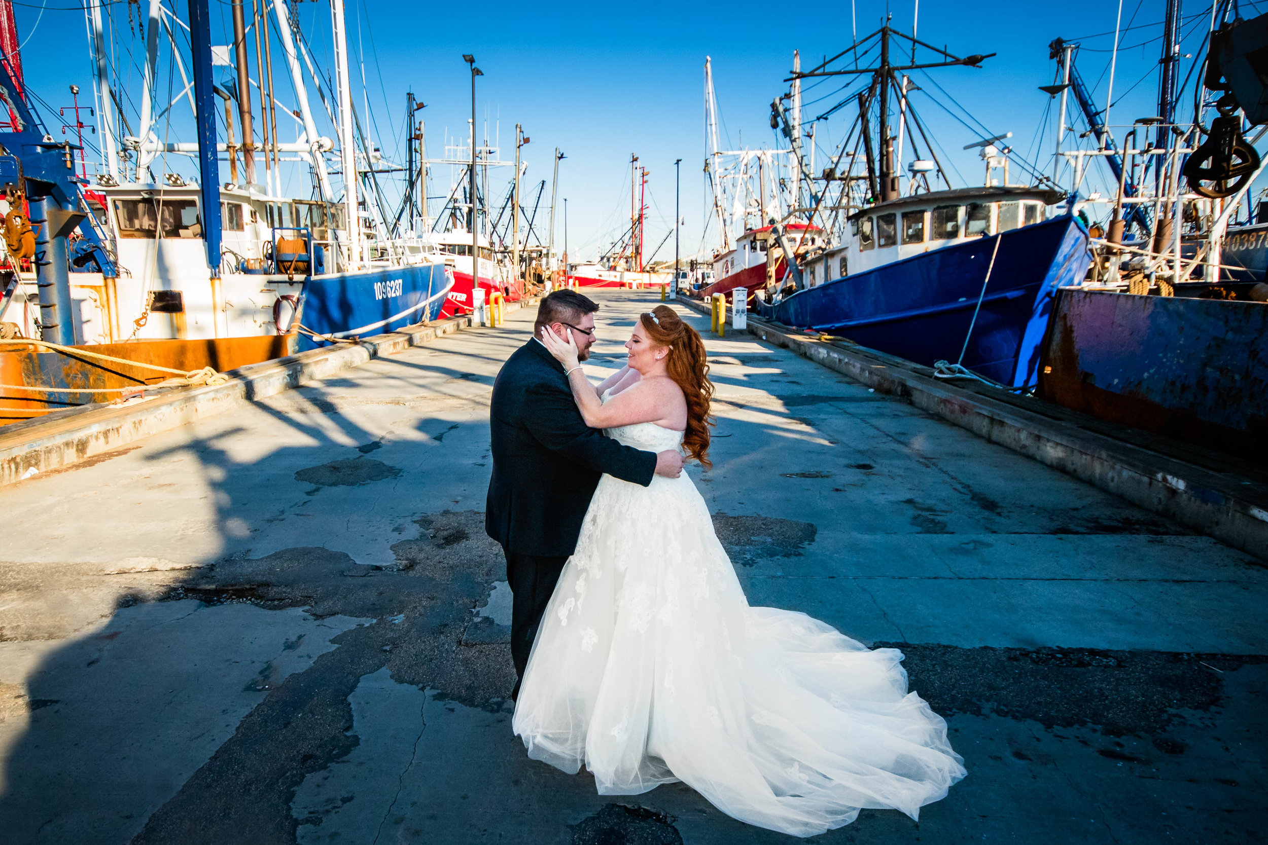 Jodie and Andrew- The Whaling Museum, New Bedford MA Wedding