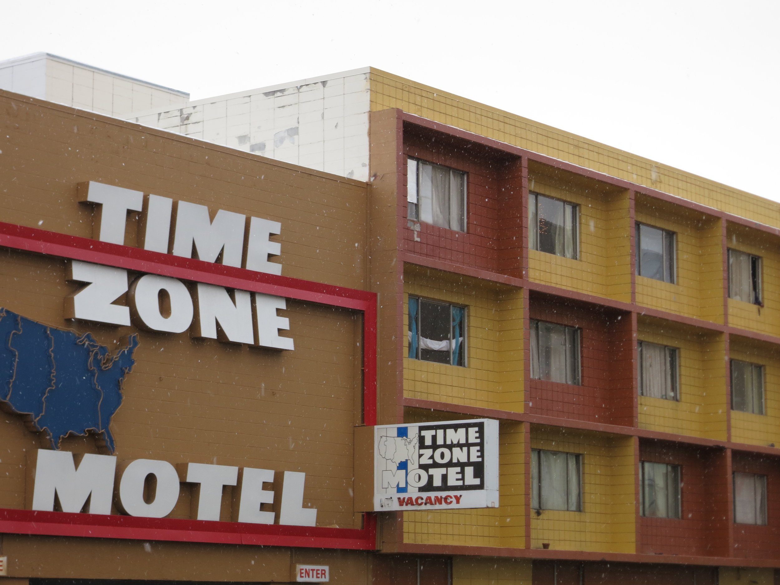 "Even prices of long term rooms in motels are going up, amid the city's fight on ""blight"", leaving even fewer shelter options for those with records, bad credit or not enough money for down payments."