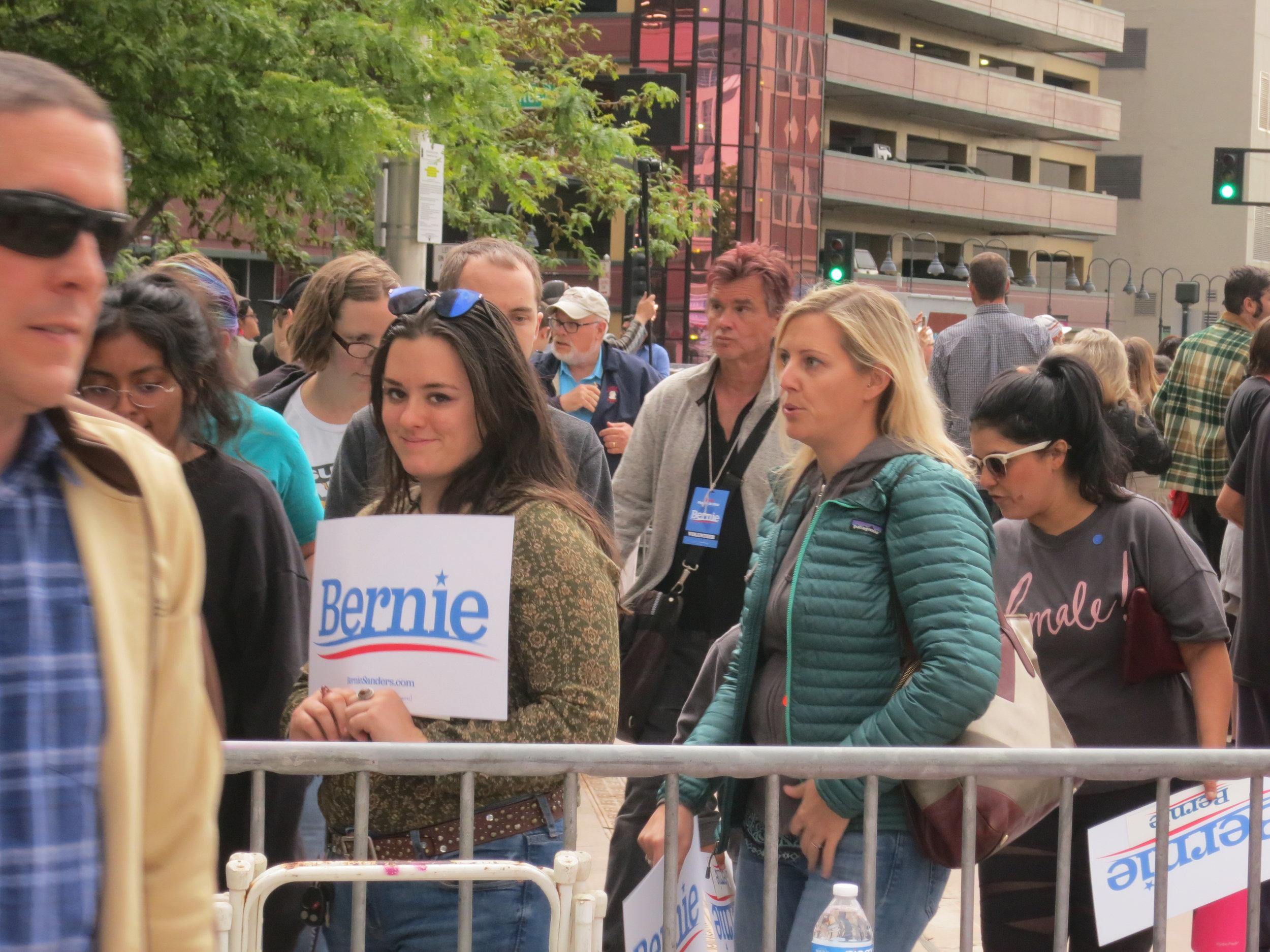 A recent Bernie Sanders rally in downtown Reno addressed the affordable housing crisis, just as the White House created a Council on Eliminating Barriers to Affordable Housing Development. The issue of affordability has been a preoccupation for some candidates, and for many voters, even if it wasn't directly addressed during the recent Democratic Party debates in Miami.