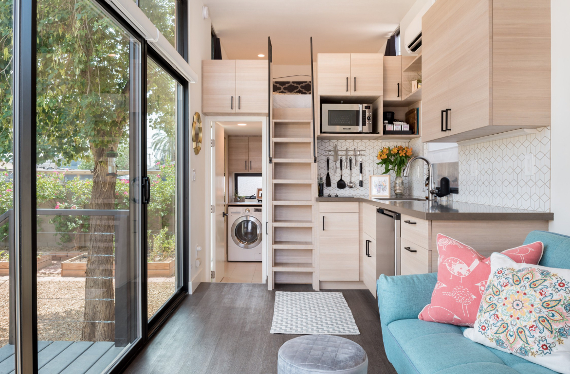 The Nest Tiny House Airbnb Reviews
