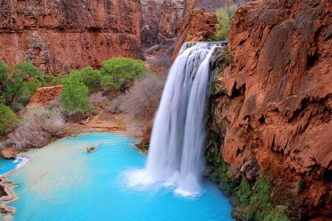 Havasu Falls -