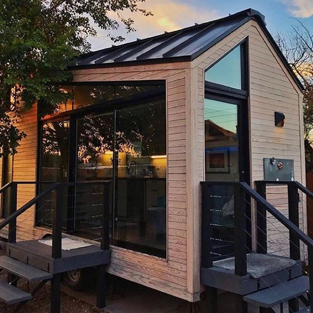 The #tinyhouse was a big project, one fraught with many sleepless nights feeling powerless over delays and doubts whether the investment was worth it or everything would actually work. But after it was finally settled at home, furnished just the way my mind had envisioned it, I stared at it backing down my driveway. I pulled into the street and just paused, admiring the pitch of its roof, the precision of the angles, the front door that had just begun to welcome inspired and embraced guests. I felt something rare. I felt pride met with relief. The good kind of pride, not the kind you try to deny. I hate to compare, but it was almost a similar feeling of giving birth. The months and months of anticipation, fear, worry, and hope, and finally you're home and suddenly you're flooded with the relief that you made it. It was incredibly difficult, but you did it. ⠀⠀⠀⠀⠀⠀⠀⠀⠀ We did it. Not just Gilbert and me, but the talented team we gathered too. We all made it happen. I loved that feeling. I was allowed to feel proud of a job well done. Even if we don't have it forever, together, we created something beautiful and something enjoyed by so many. I want to feel that feeling again and again, and I know you can have it too. Whatever you have in your mind to create, do it. It'll be hard, but you'll be proud. The good kind of proud. ⠀⠀⠀⠀⠀⠀⠀⠀⠀ . Yes, it's still for sale. And we're so sad to see it go, but also excited to see how its beauty can serve someone else. We are full steam ahead with our next venture, the Magna Planner. @magnalifeco  #magnalife #magnaplanner #tinyhouseliving #tinyhouselove #tinyhouseforsale