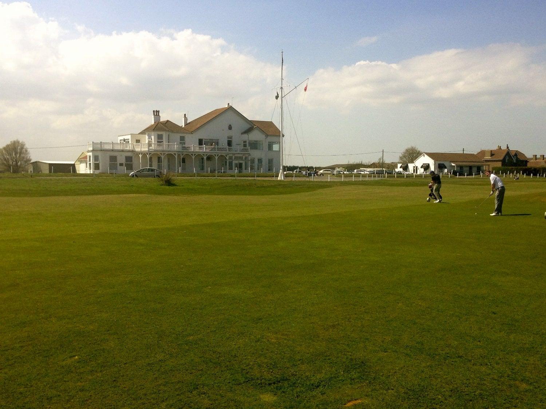 Royal Cinque Ports Golf