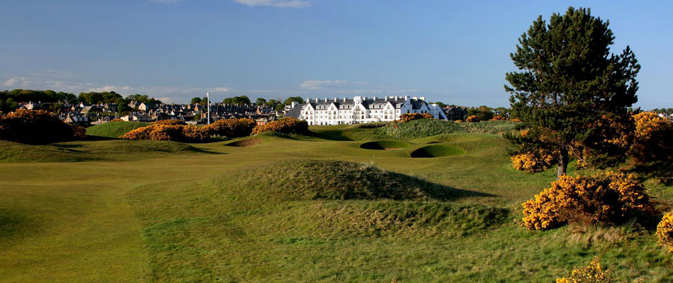 Carnoustie Golf Course Review