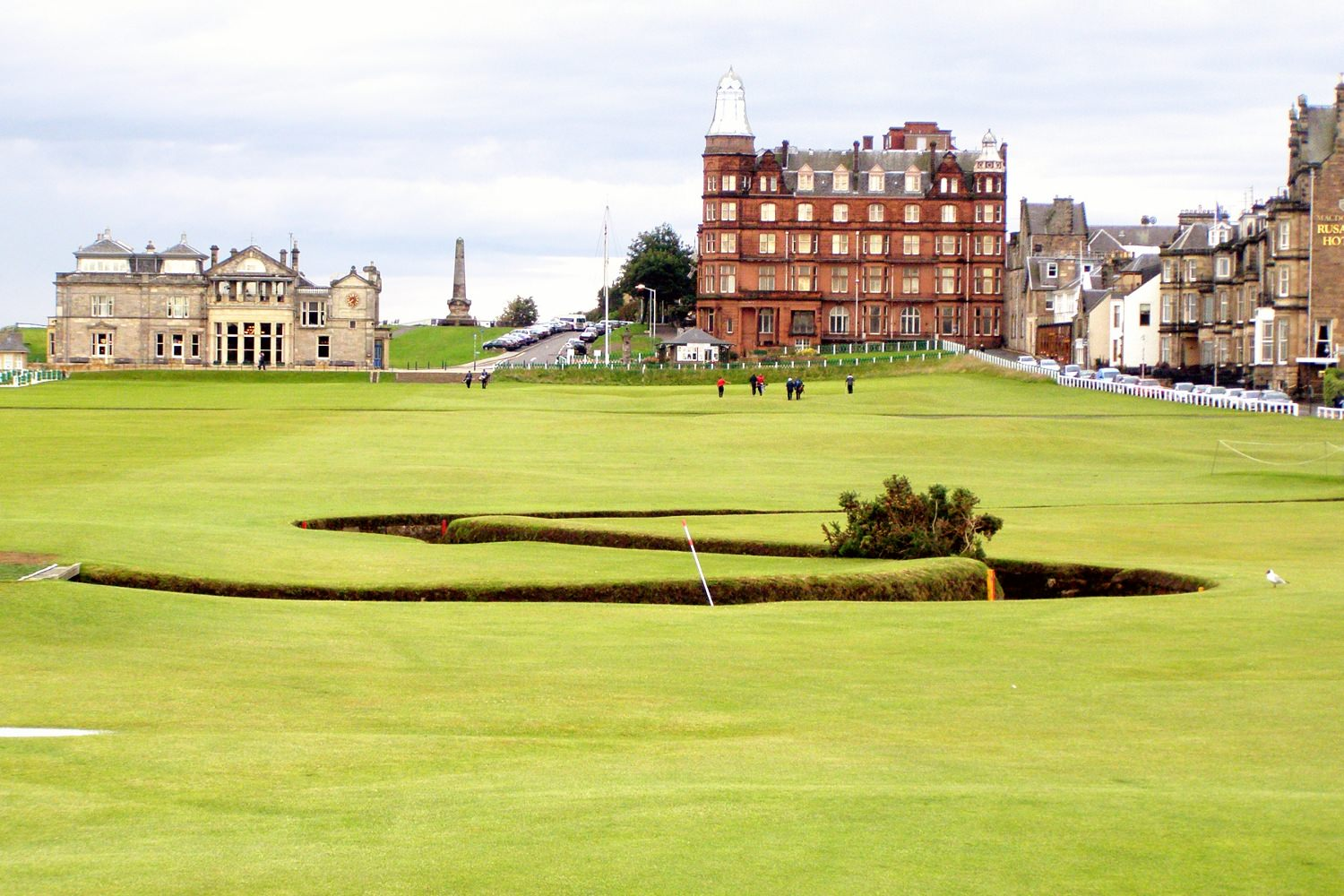 ST ANDREWS - OLD COURSE