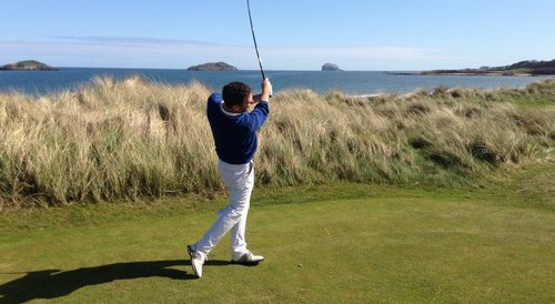 North Berwick is a links classic