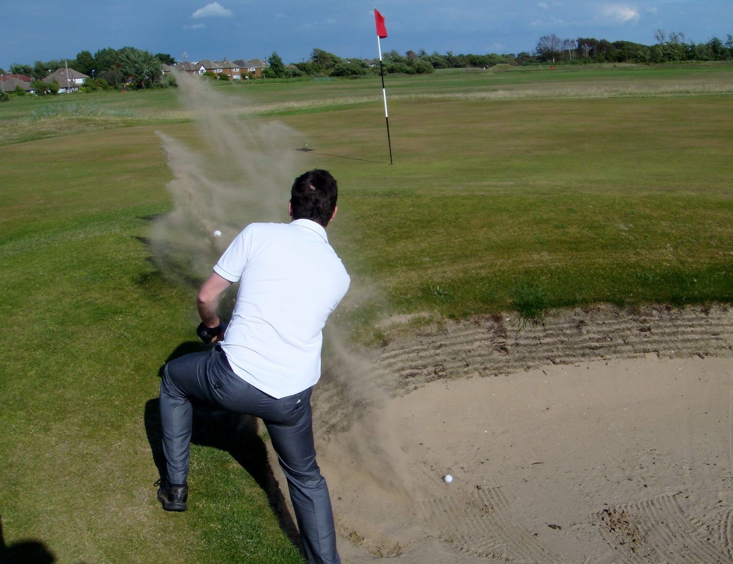Lytham St Annes has hosted the Ryder Cup twice