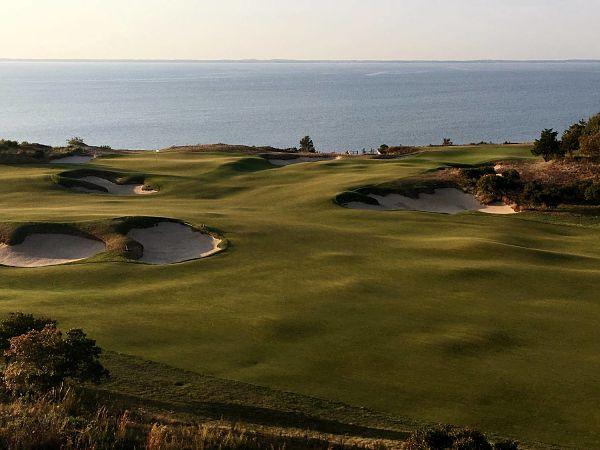 Sebonack Long Island golf course review