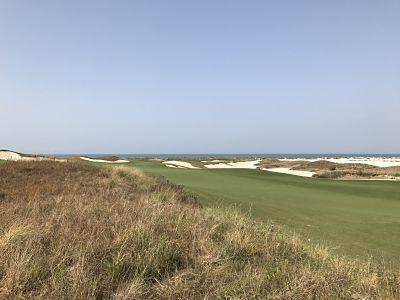 Saadiyat Beach Golf Gource
