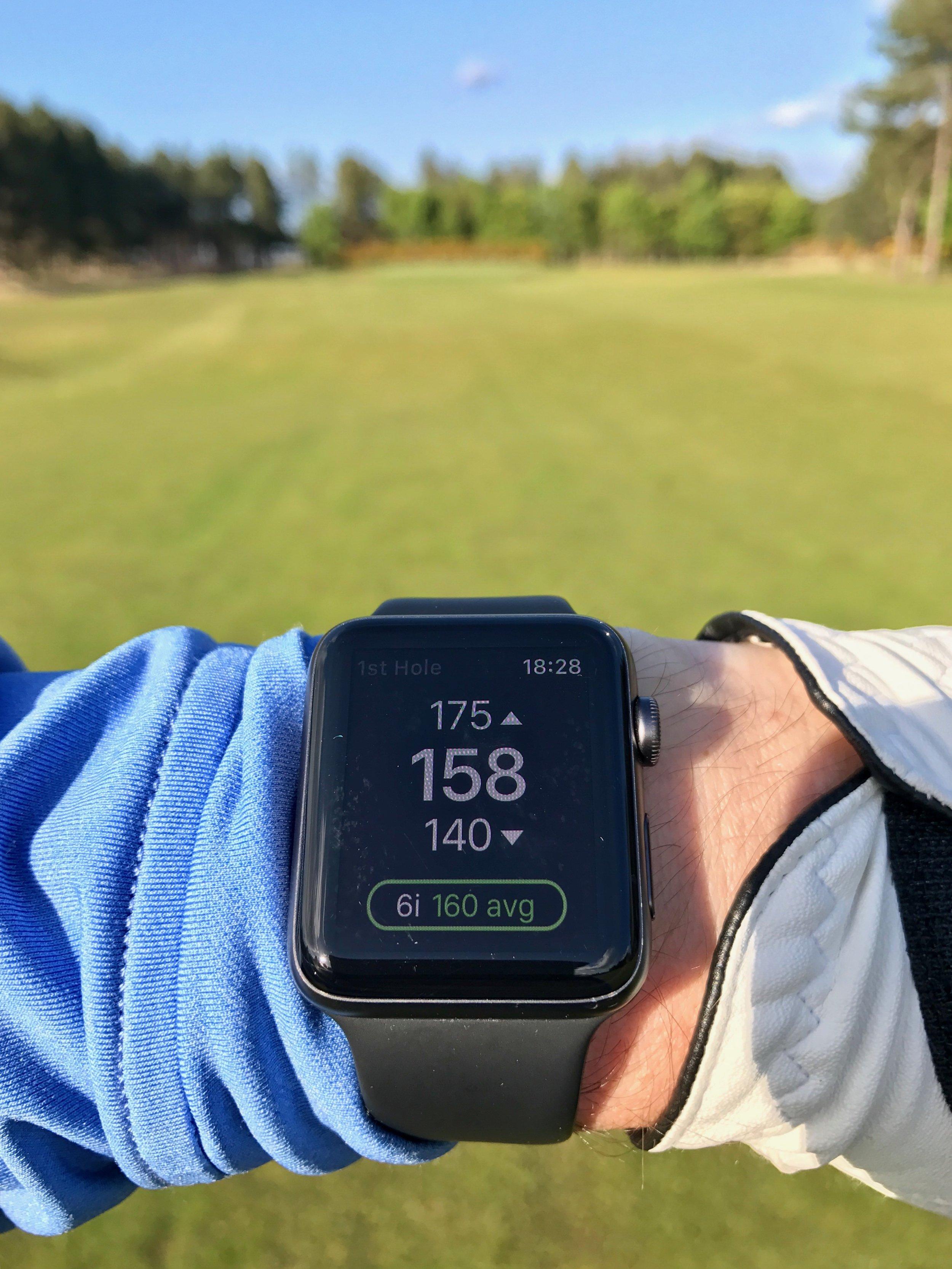 arccos 360 apple watch