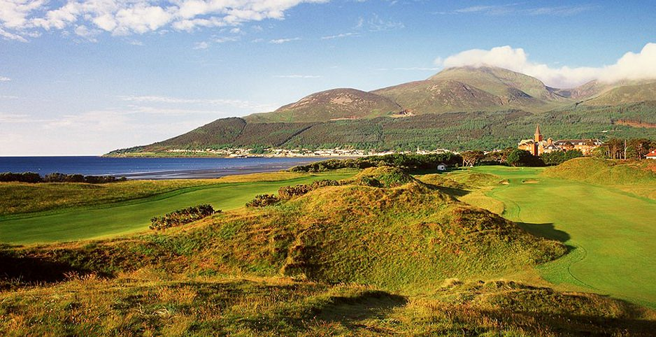 Image from Royal County Down website