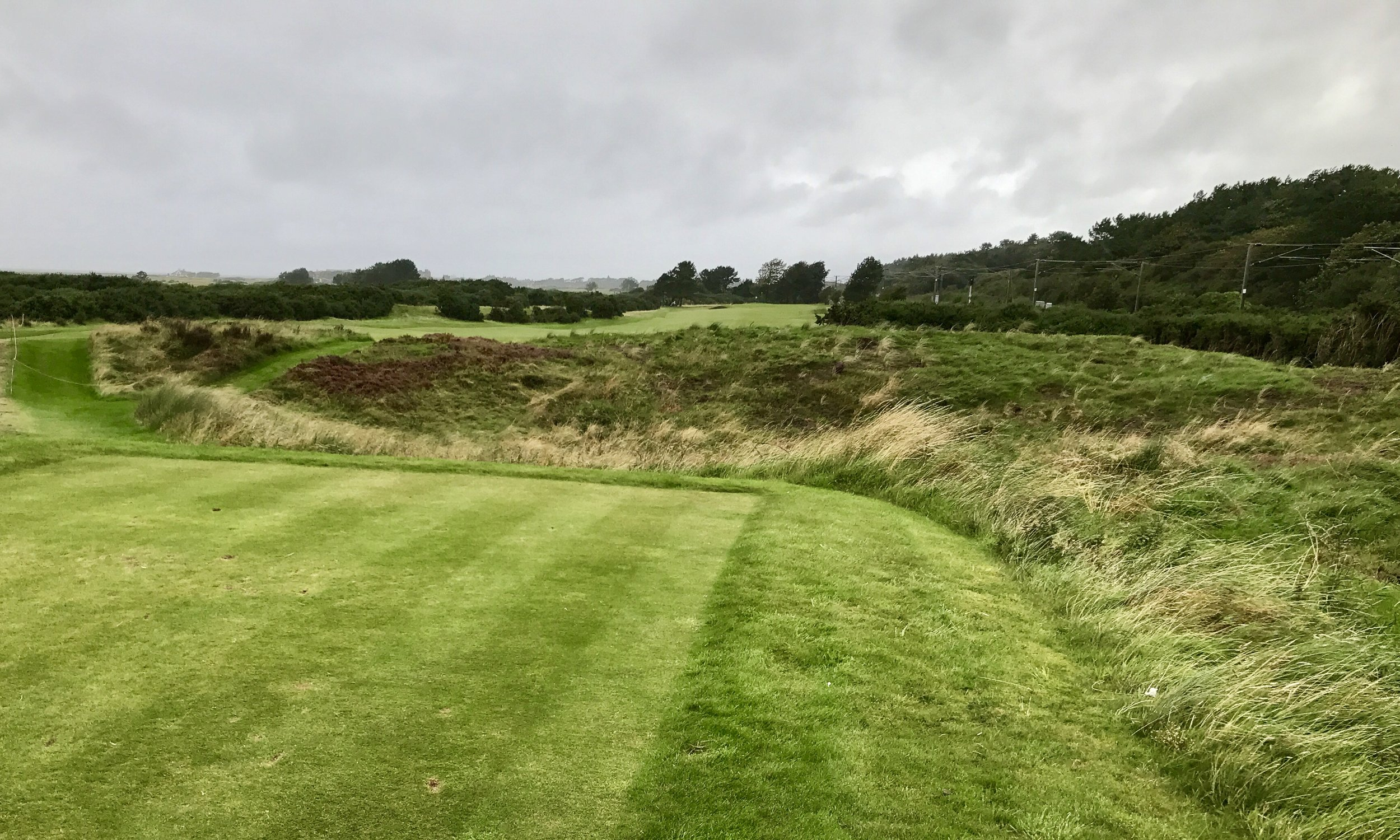 The 11th at Royal Troon is the hardest hole on the course