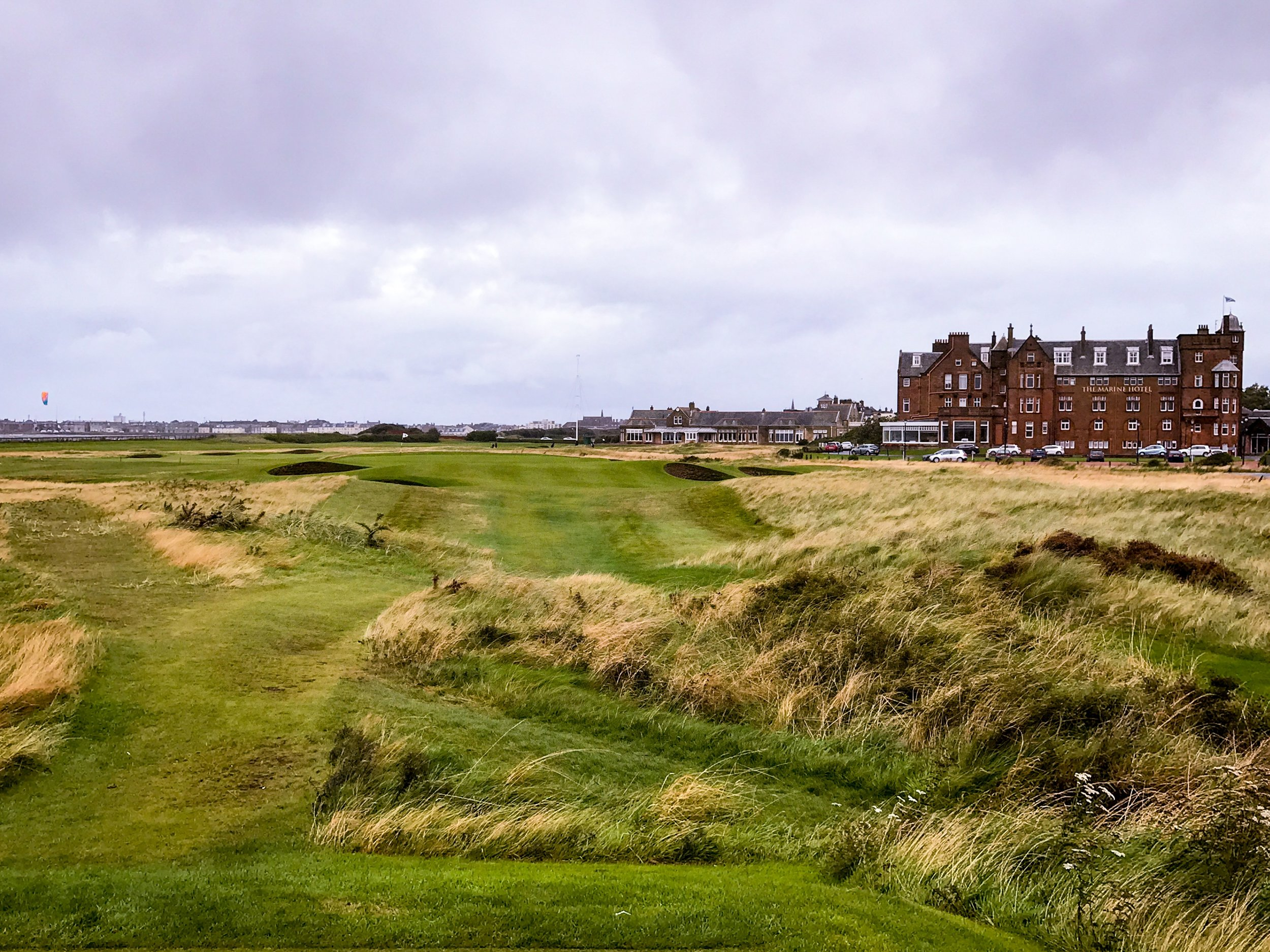 royal troon 17th