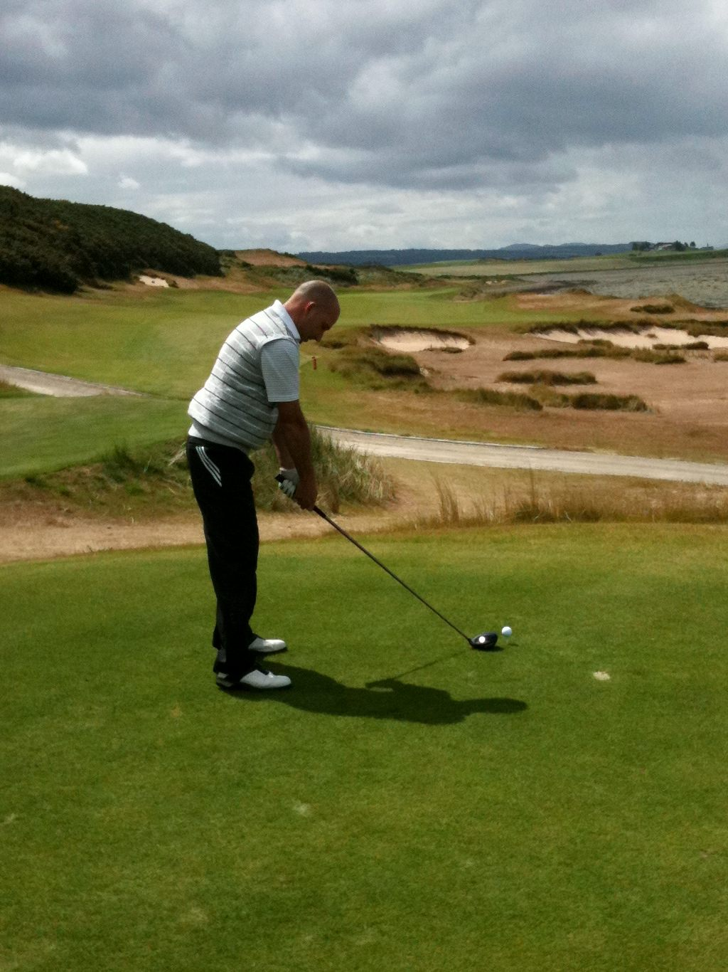 Castle Stuart continues to rise in the world rankings, that's totally deserved!