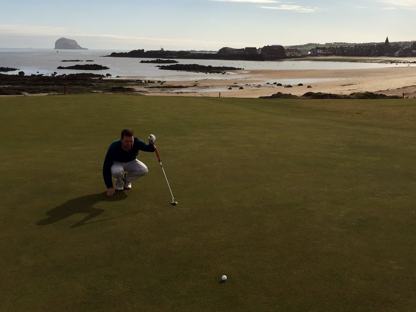 Courses like North Berwick could be lost to the modern professional