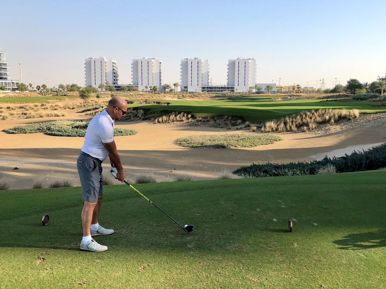 Trump International Golf Course Dubai