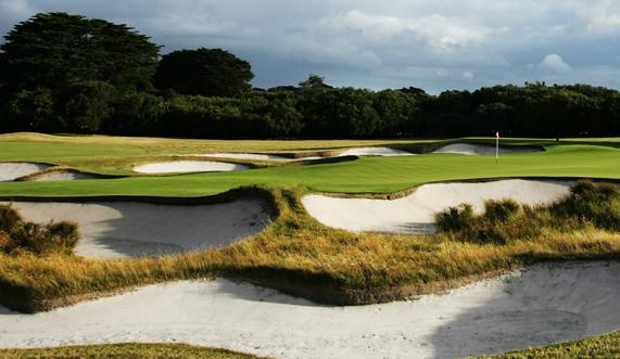 Royal Melbourne Golf Course