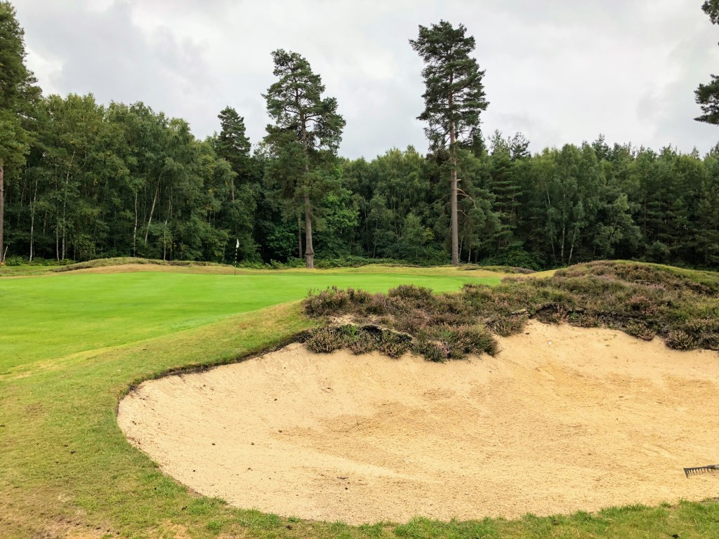 Swinley Forest is a must-play in the area