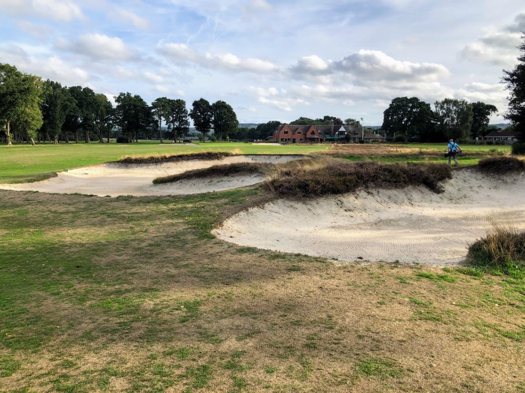West Sussex is wonderfully bunkered all the way round