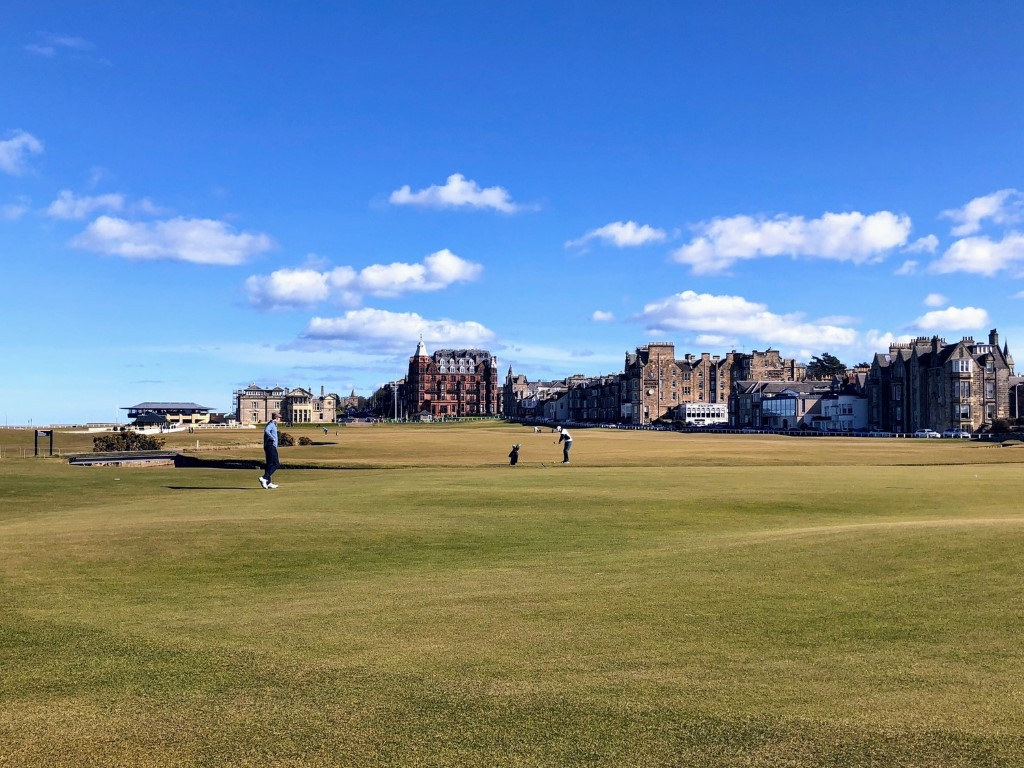 St Andrew - The Old Course
