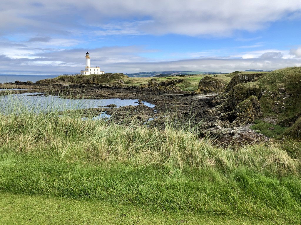 The work at Turnberry has got it to number 1 in the new NCG Scottish ranking