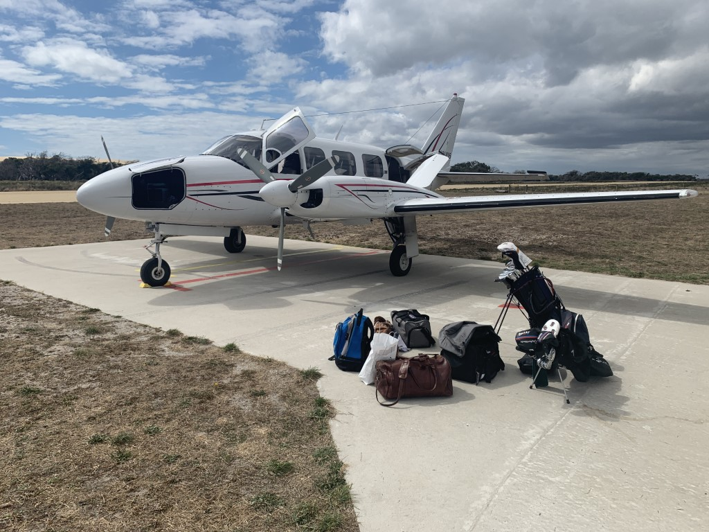 Vortex Air provide a charter service from Melbourne to King Island and beyond