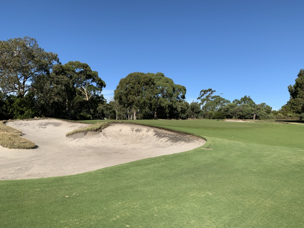 Royal Melbourne is one of the very finest courses in the world